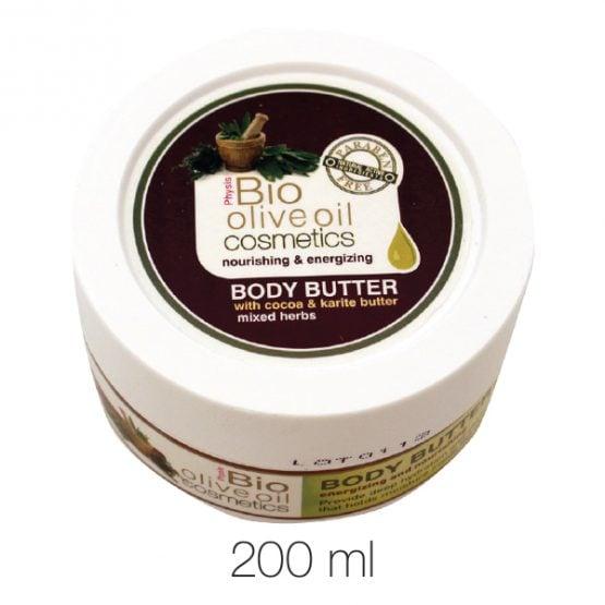 Mix Herbs Body butter