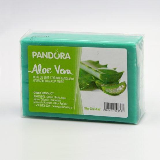 Aloe Vera Soap Olive