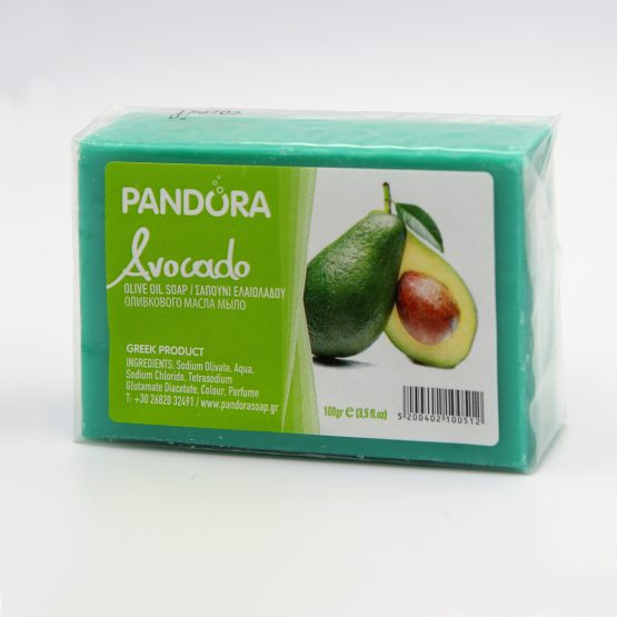 Avocado Soap with Olive oil