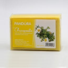 Chamomile for skin Soap with Olive Oil