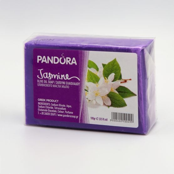 Jasmine Soap with Olive Oil