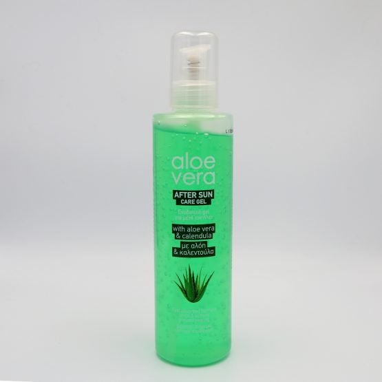 After Sun Body Care Gel with Aloe Vera & Calendula