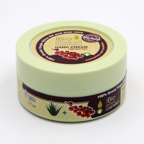 Hand Cream -75ml- With Red Berries