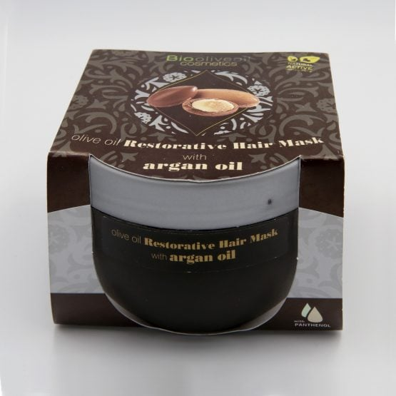 Restorative Argan Oil Hair Mask