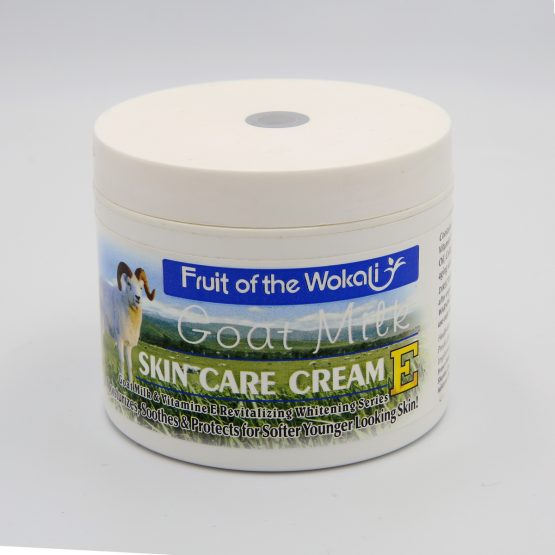 Goat Milk Skin Care Cream with Vitamin E