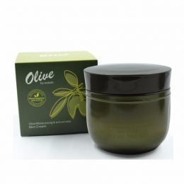 Anti-Wrinkle Olive Moisturizing Cream