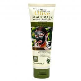 Olive Black Peel Off Mask