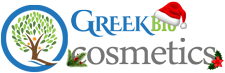 greek bio cosmetics xmas logo