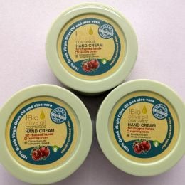 Pomegranate Hand Cream Offer 3x75ml